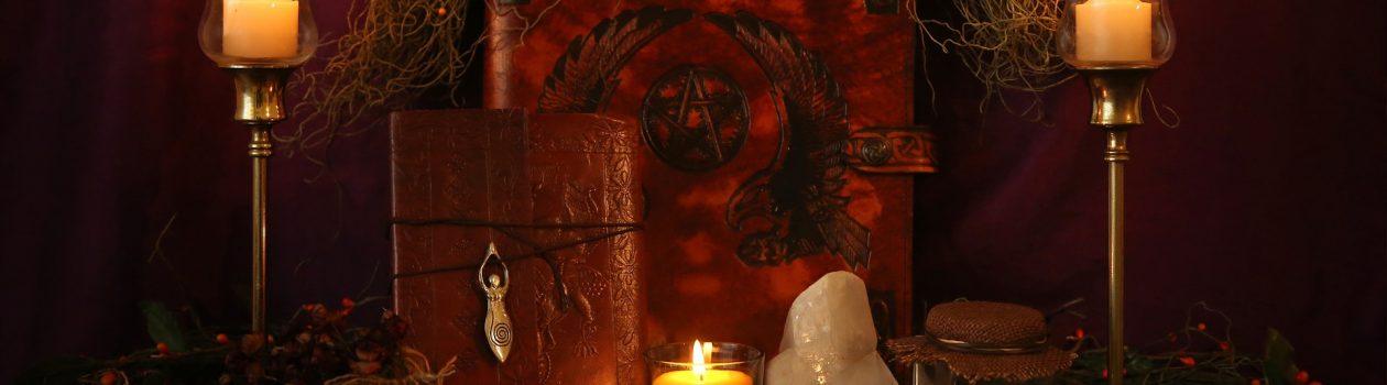 Hexenarbeit, Energetik, Rituale