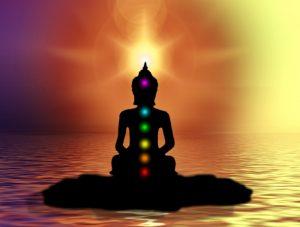 Chakren, Meditation